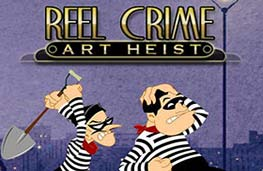 REEL CRIME ART HEIST